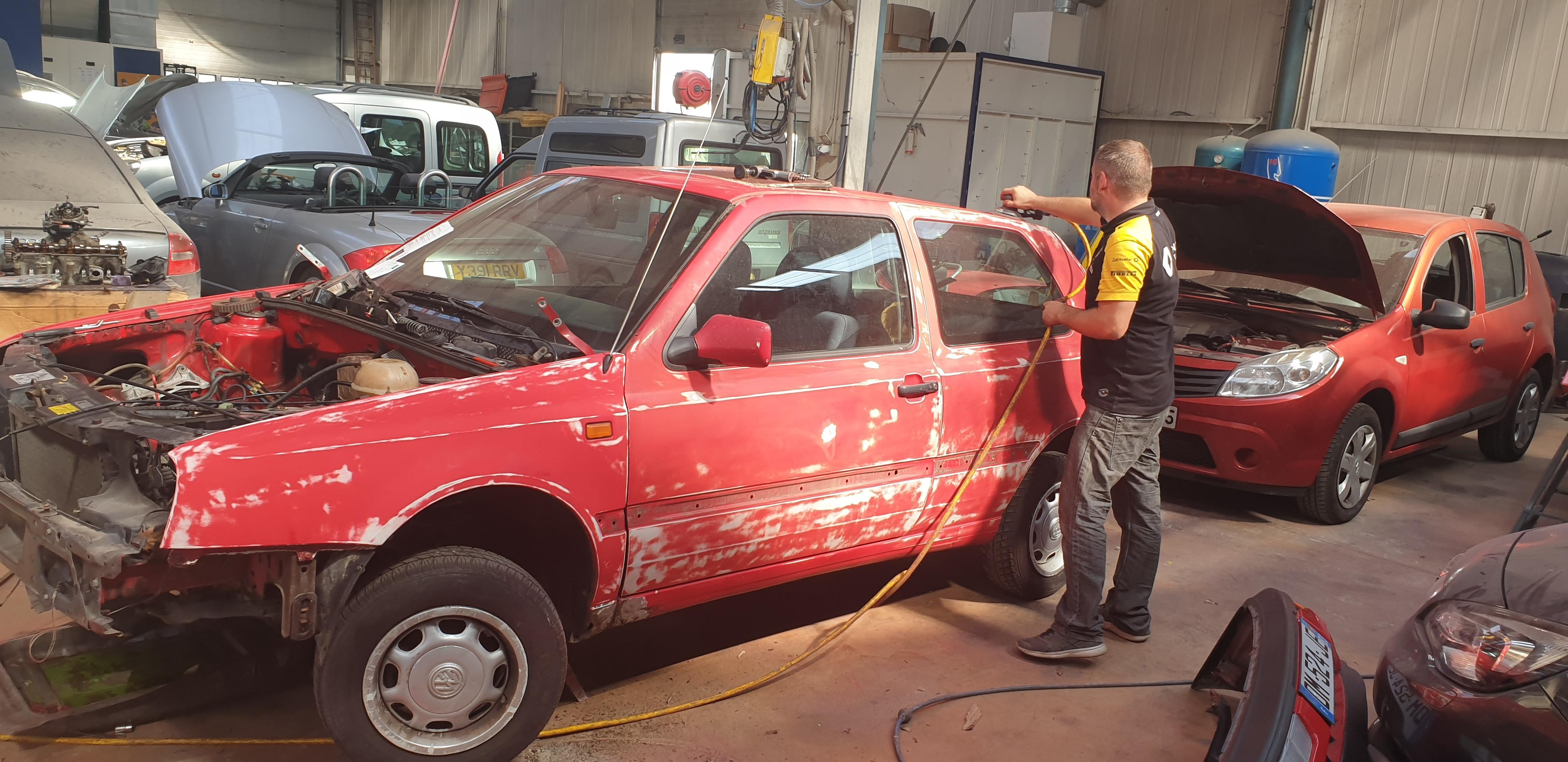 Réparation de carrosserie à Lorris